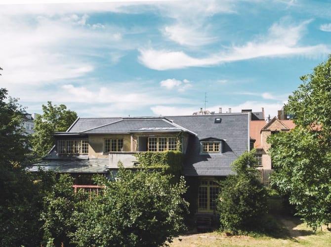 2 office spots for rent in Mad About Copenhagen's office in Villa Kultur