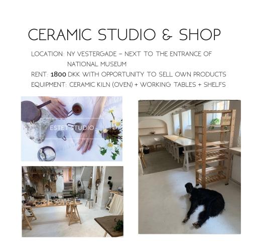Estet Ceramics Studio looking for members