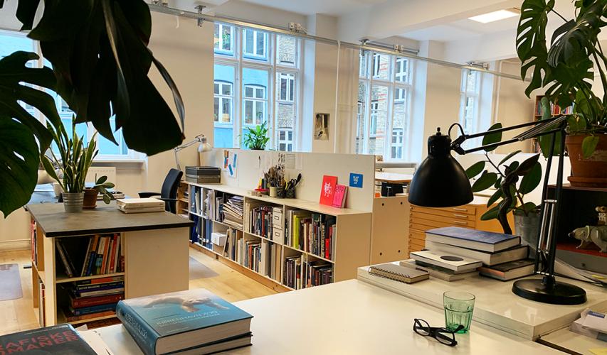 Vil du være en del af et kreativt kontorfællesskab?