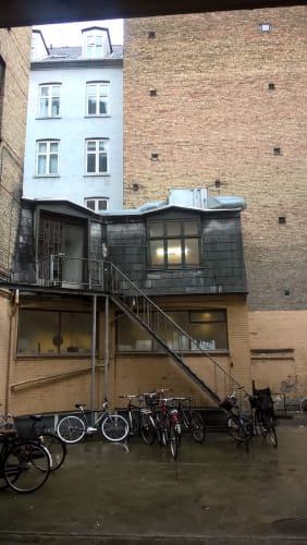 Atelier/kontorplads