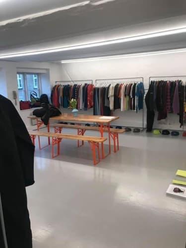 kontor/studio plads i Krystalgade kbh