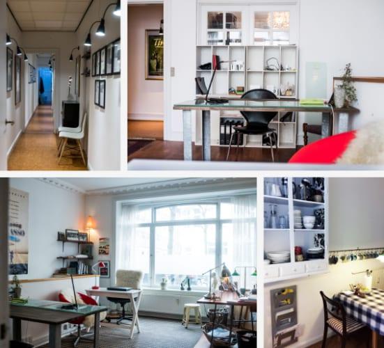 Kreativt og modent kontorfællesskab på Indre Østerbro