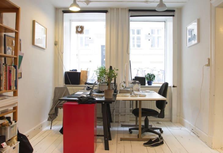 Dejligt kontor/studio i hjertet af Nørrebro!