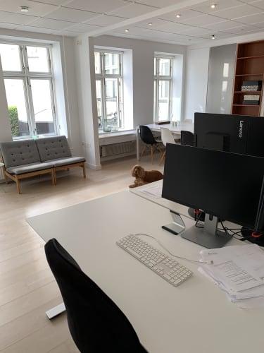 Kontorpladser i Hellerup