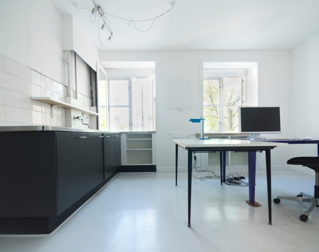 18m2 Eget atelier/kontor