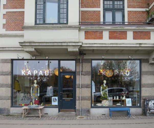 Ledige pladser i butiksfællesskabet KAPAU København