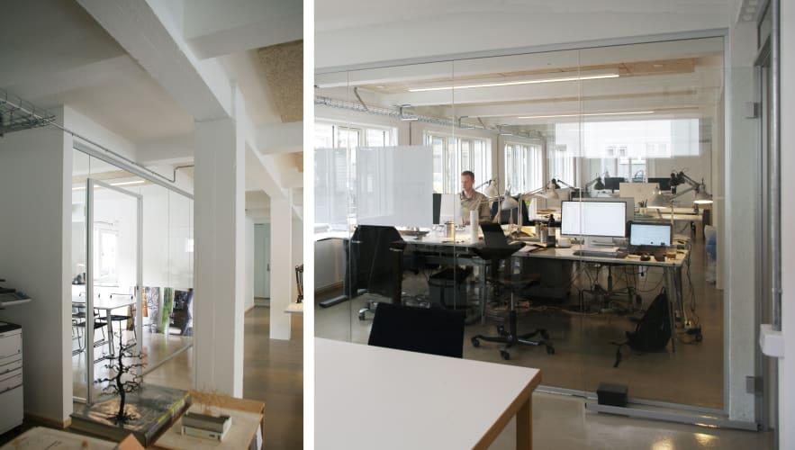 Nystartet kontorfællesskab på Vermundsgade, Østerbro