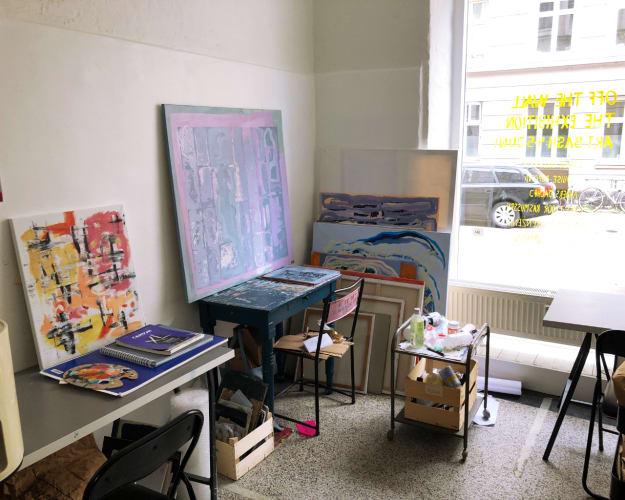 Kontor / værkstedsplads på Vesterbro