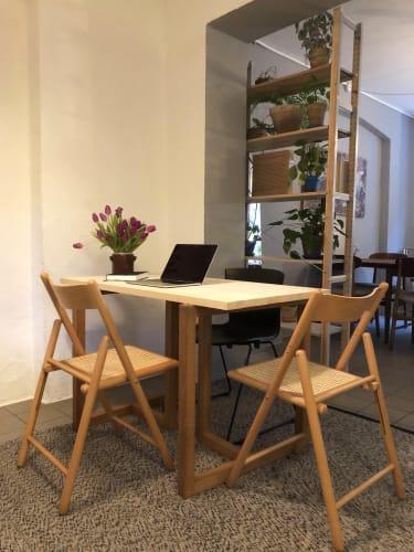 Prøv en dagsbillet til vores kreative freelance café