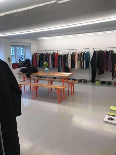 Krystalgade studie/kontor/atelier plads
