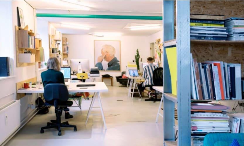 Vesterbros bedste kontorfælleskab har en ledig plads!