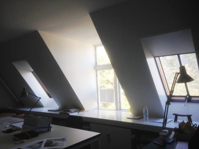27 kvm. rum i atelierfælleskab, Frederiksholms Kanal. Kbh K.