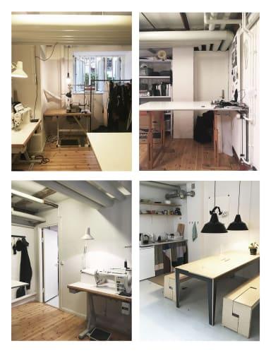 Lokale i kontorfællesskab på Bryggen
