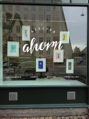 Ledig plads i arbejdsfællesskabet Atelier Ahorn