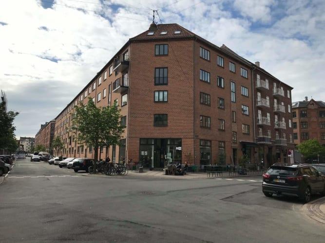 Butikslokale på Nørrebro