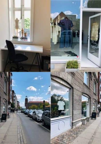 Eget kontor/værksted i hyggelige omgivelser på Frederiksberg