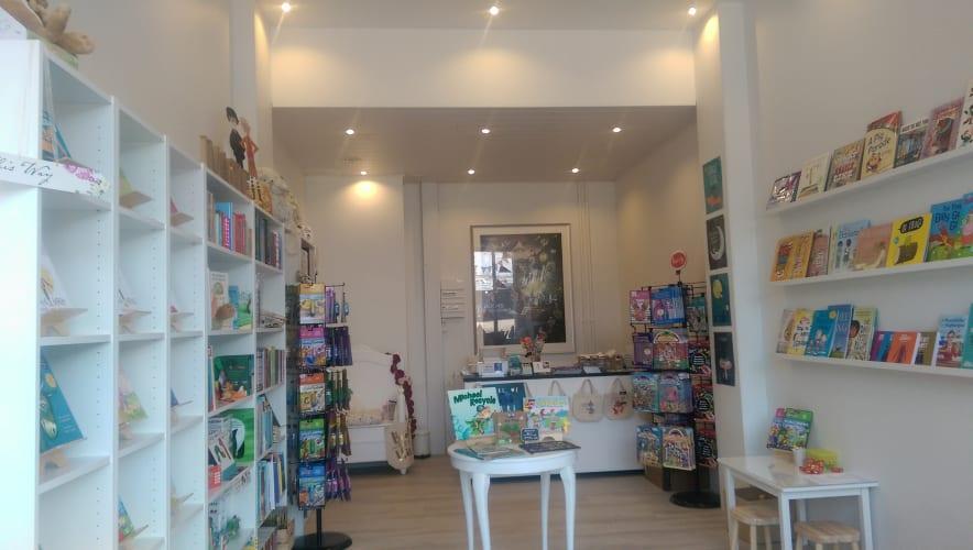 Beautiful Bright Butik Available (25 m2)