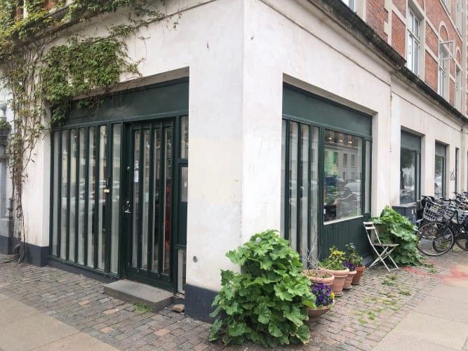 15 m2 Galleri udlejes i Willemoesgade pr. dag/uge