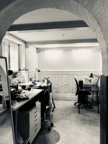 Plads i Frederiksbergs smukkeste studio