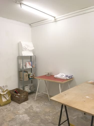 Atelier på Østerbro