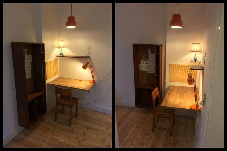 Billig kontor-/værkstedsplads i nyrenoverede lokaler