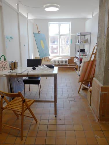 15m2 kontor/atelier i professionelt kreativt fællesskab