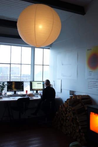 Unikt rum i kreativt kontorfællesskab