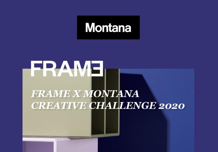 Call for entries! Montana x FRAME 2020 Creative Challenge