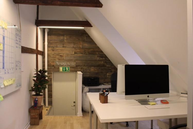 Lækkert Lille kontor i indre by KBH