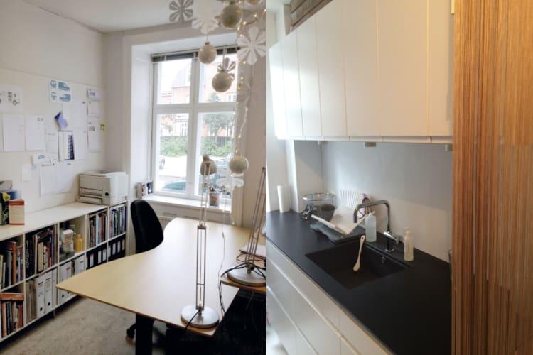 Eget privat kontor – Frederiksberg C
