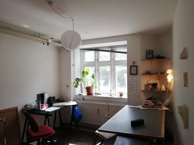 Atelierplads, Vesterbro