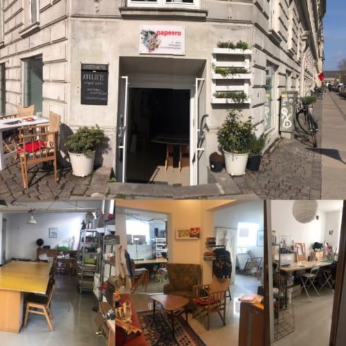 Stor erhvervsandel i Nansensgade