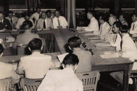 Perjanjian Roem-Roijen AyoCirebon