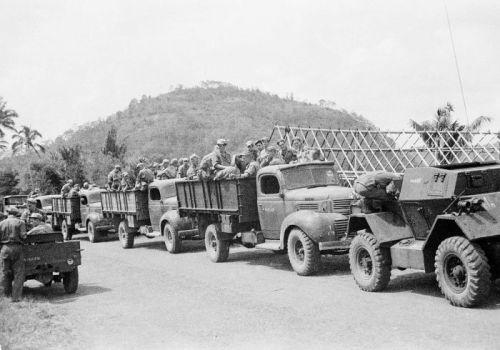 Agresi Militer Belanda di Karang Resik Tasikmalaya (Sumber : Arsip Indonesia)