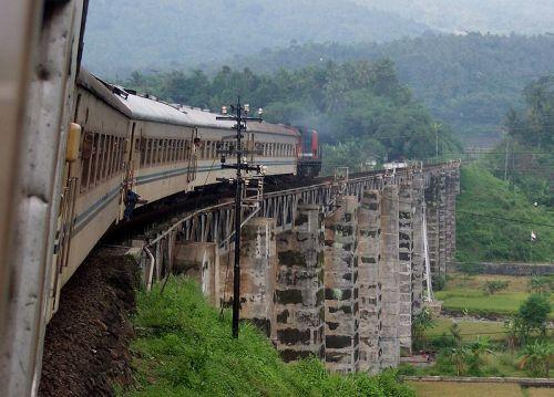 Jalur Kereta Api Indonesia Saat Ini (wikipedia common)
