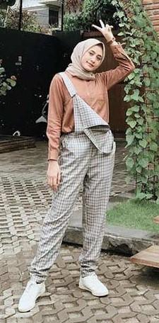 Anti Ribet Fashion Muslimah