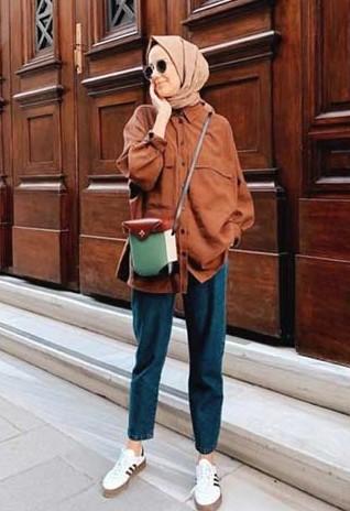 Elegant Fashion Muslimah