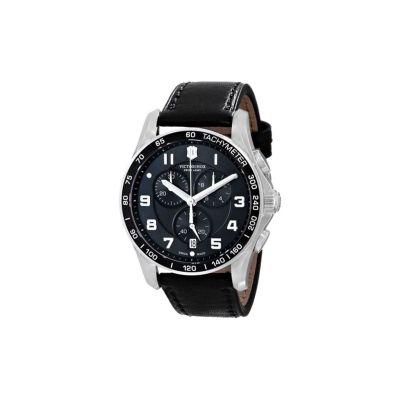 Relógio Masculino Victorinox Classic XLS Cronógrafo - 241651