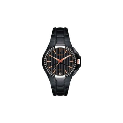 Relógio Feminino Orient Eternal Cristais Swarovski - FTSS1042