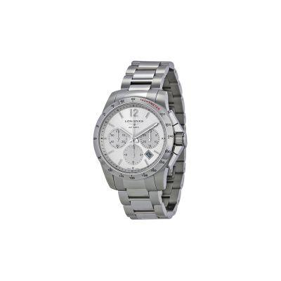 Relógio Masculino Longines Conquest Cronógrafo - L27434766