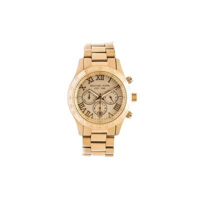 Relógio Masculino Michael Kors Layton Cronógrafo - MK8214-Z