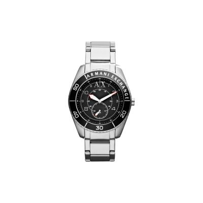 relógio de pulso pulseira de aço