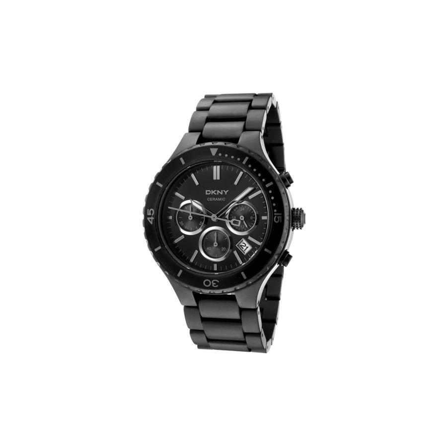 Relógio Feminino DKNY Chambers Ceramic Cronógrafo - NY8188