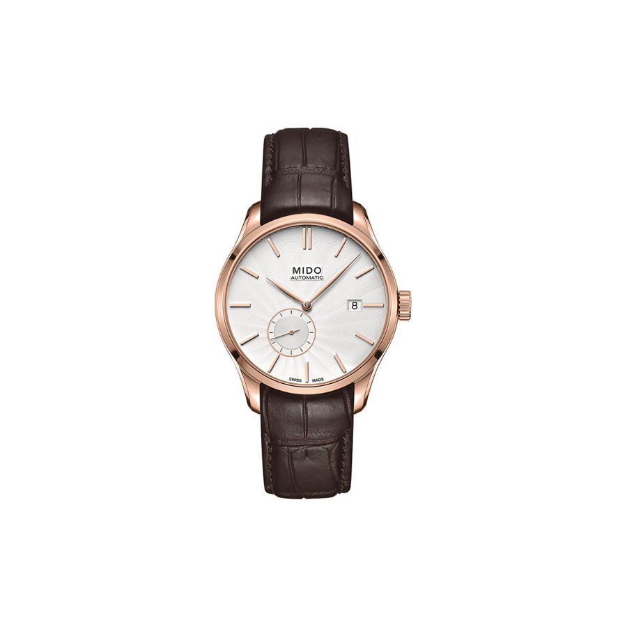 Relógio Masculino Mido Belluna Automático - M0244283603100