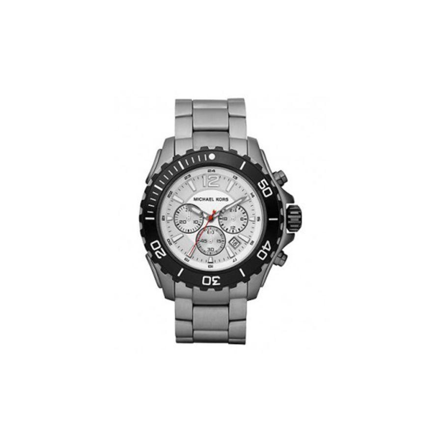 Relógio Masculino Michael Kors Drake Titânio - MK8230