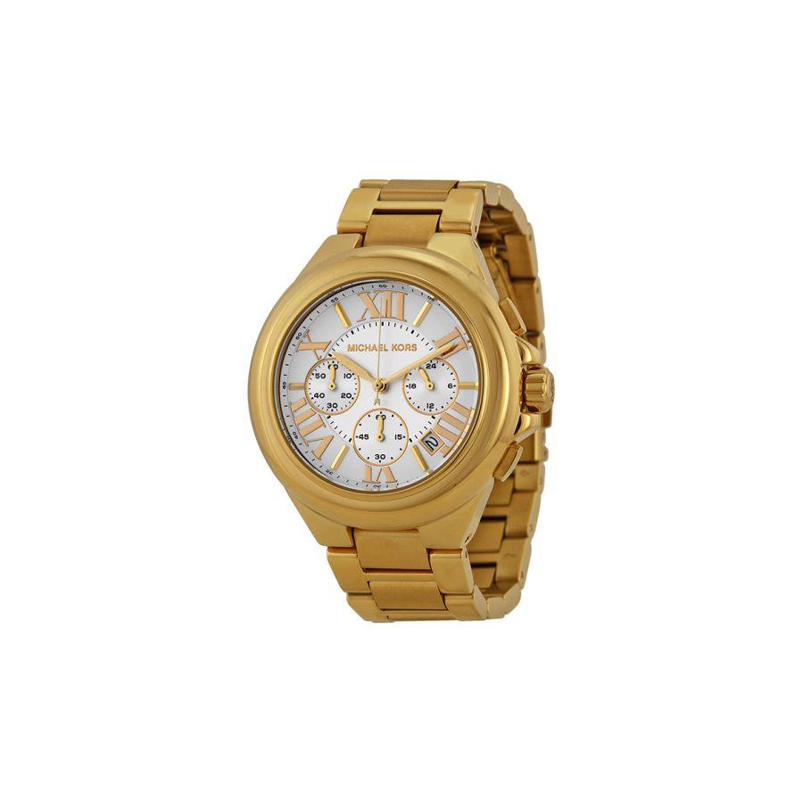 Relógio Feminino Michael Kors Camille Cronógrafo - MK5635-Z