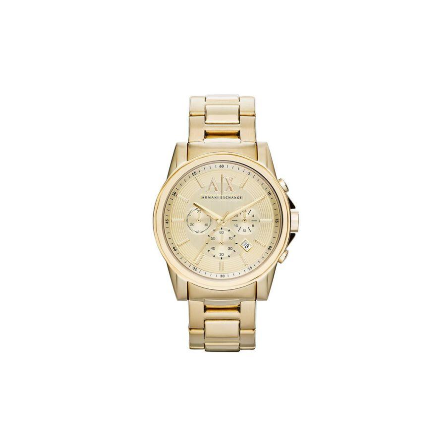 relógio masculino pulso pulseira de aço