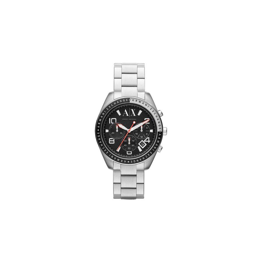 Relógio de pulso pulseira aço