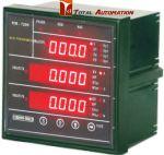 KM 7200 C-Kusam Meco-DIGITAL MICROPROCESSOR MULTIFUNCTION TRMS POWER METER-HARMONICS ANALYSER