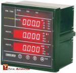 KM 7200 A-KUSAM MECO-DIGITAL MICROPROCESSOR MULTIFUNCTION TRMS POWER METER